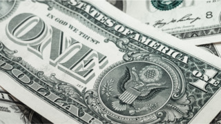 1US Dollar Bill164661